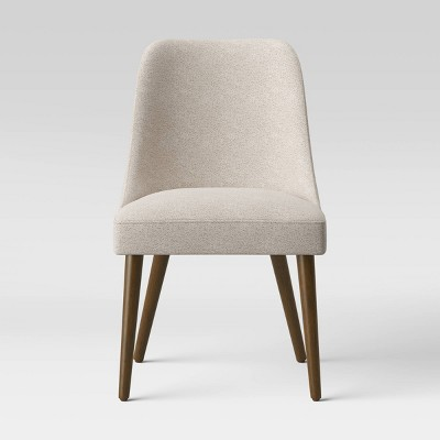 Geller Modern Dining Chair Textured Woven Beige - Project 62™