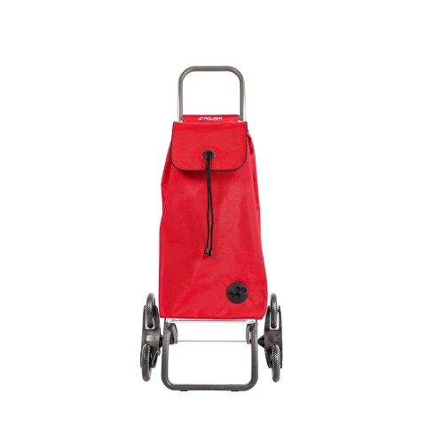 Rolser IMax Foldable Stair Climber Cart Red - image 1 of 4