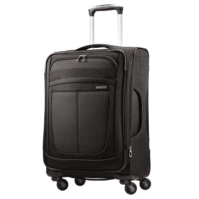 American Tourister Delite 21  Spinner Carry On Suitcase - Black