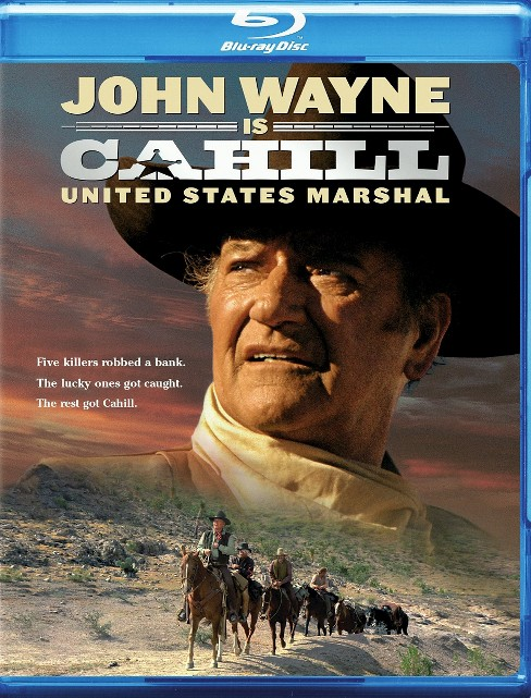 Cahill us marshall (Blu-ray) - image 1 of 1