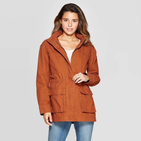 Women's Utility Anorak Jacket - Universal Thread™ - image 1 of 2