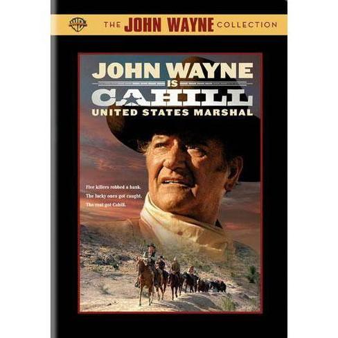 Cahill, U.S. Marshal (DVD) - image 1 of 1