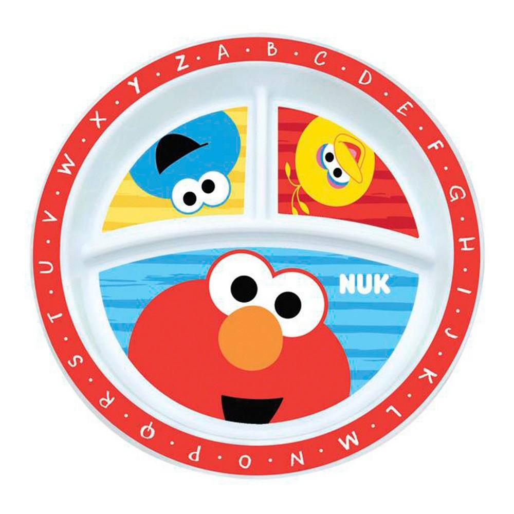 Image of NUK Sesame Street Plate