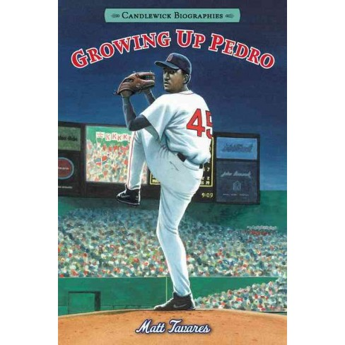 Growing Up Pedro: Candlewick Biographies - by  Matt Tavares (Paperback) - image 1 of 1