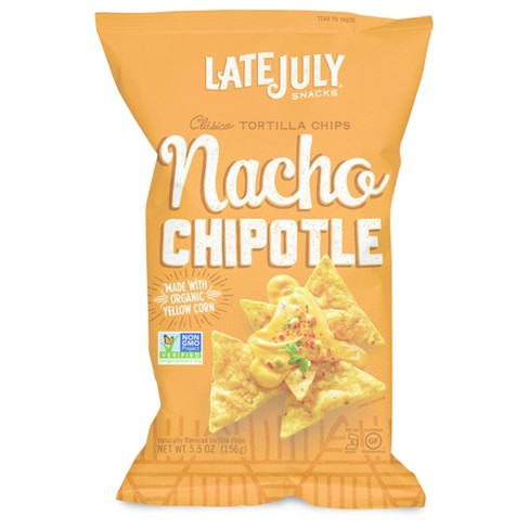 Late July Nacho Chipotle Tortilla Chips - 5.5oz - image 1 of 1