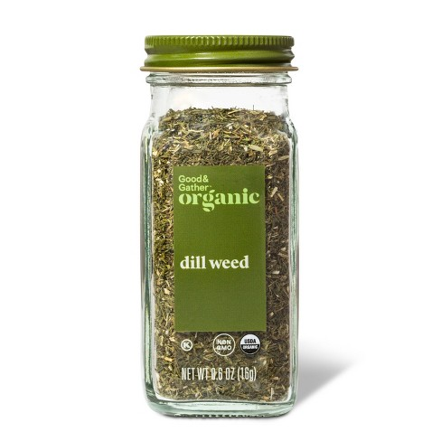 Organic Dill Weed - 0.6oz - Good & Gather™ - image 1 of 2