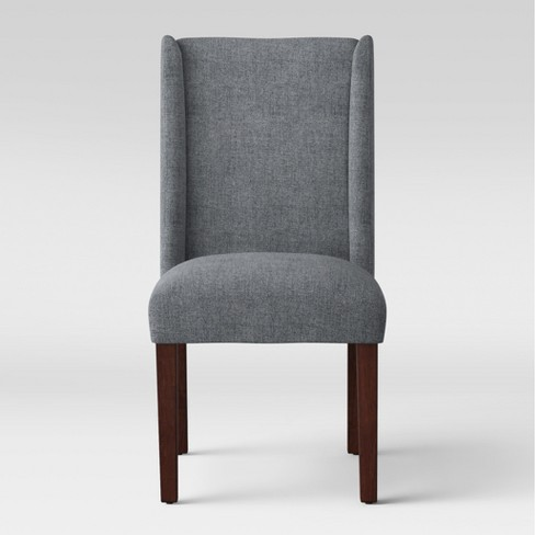 Amazing Lowell Modified Wingback Dining Chair Threshold Pabps2019 Chair Design Images Pabps2019Com