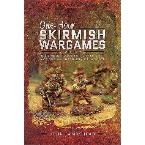 One-Hour Skirmish Wargames - by  John Lambshead (Paperback) - image 1 of 1