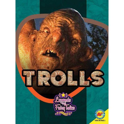 Trolls - (Legends and Fairy Tales) by  Kris Erickson Rowley (Paperback) - image 1 of 1
