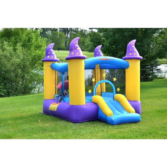 Bounceland Wizard Castle Bounce House image number null