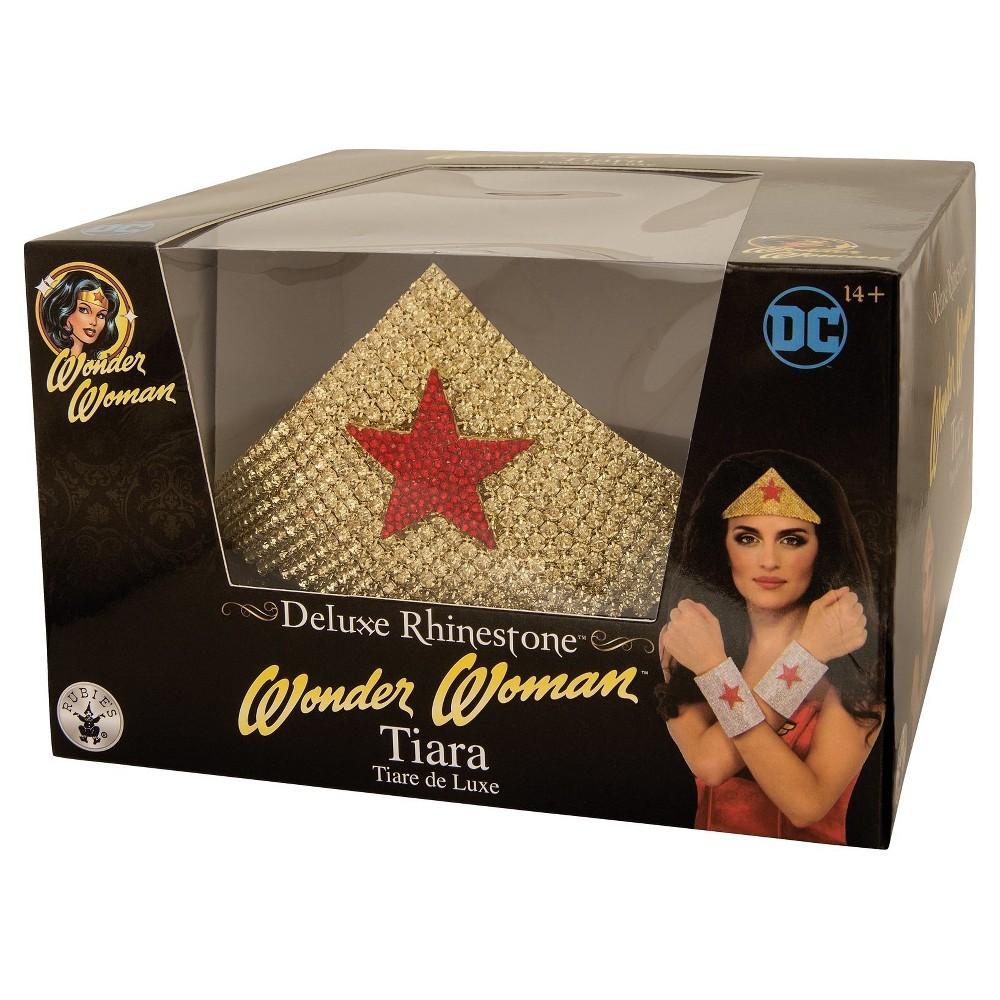 Image of DC SUPERHERO - Wonder Woman Deluxe Tiara