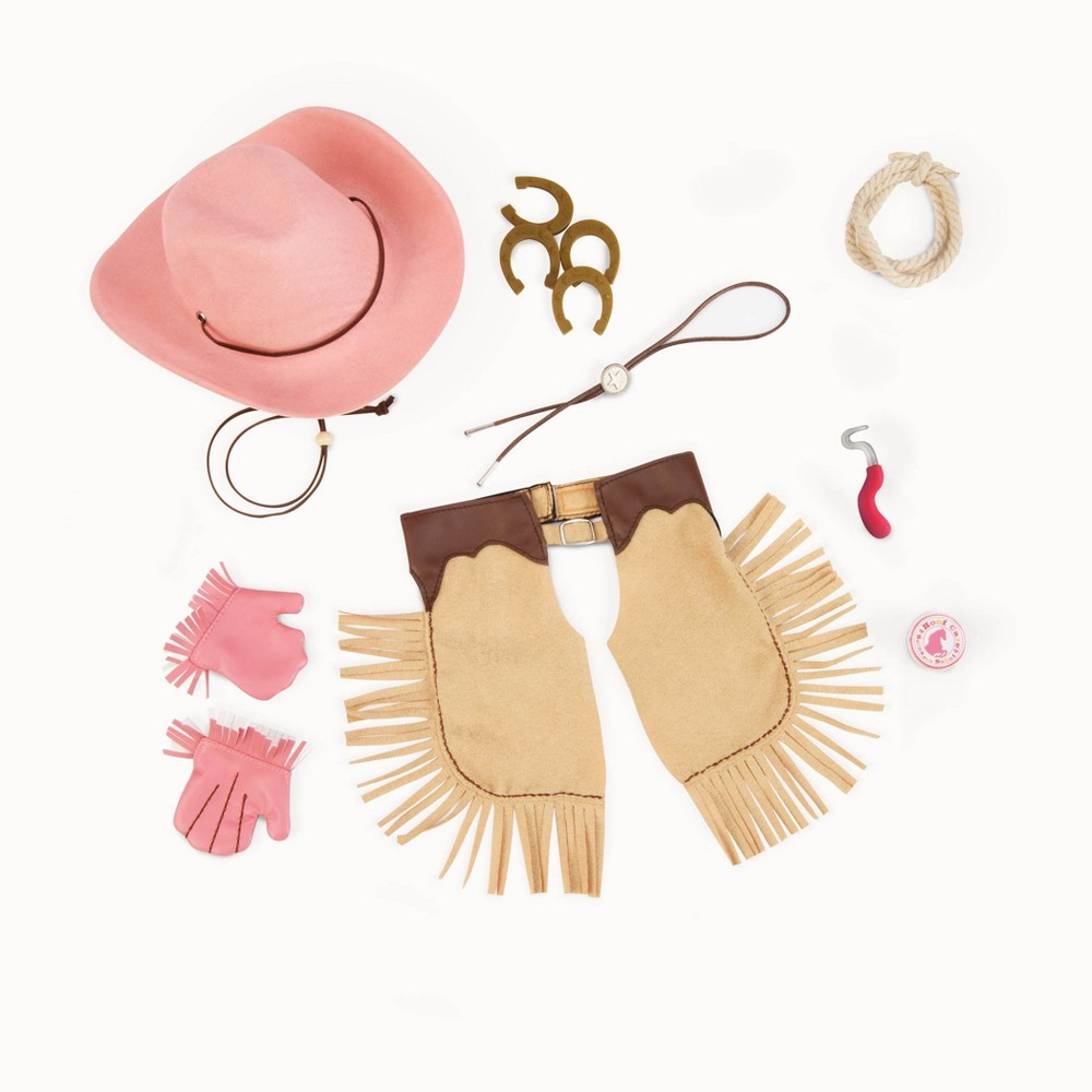 Our Generation Rodeo Set, Doll Accessories