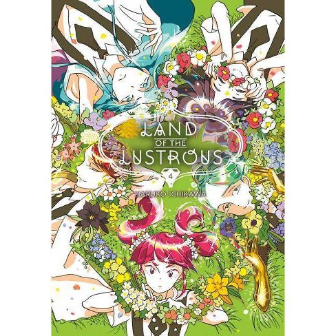 Land of the Lustrous 4 - by  Haruko Ichikawa (Paperback) - image 1 of 1