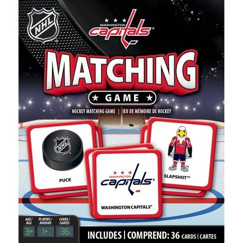 NHL Washington Capitals Matching Game - image 1 of 3