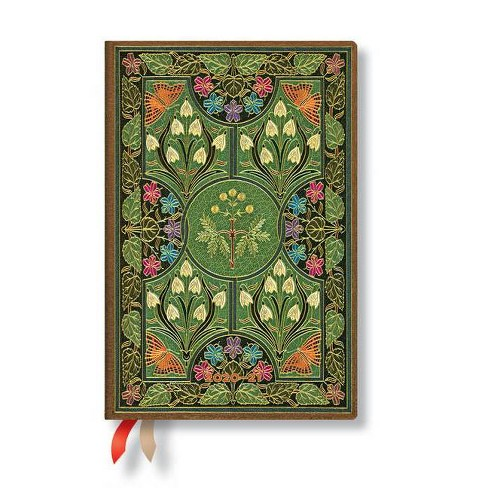 Paperblanks 2020-2021 Poetry in Bloom Mini 18-Month - (Hardcover) - image 1 of 1