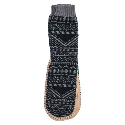 Men's MUK LUKS® Slipper Socks - image 1 of 1