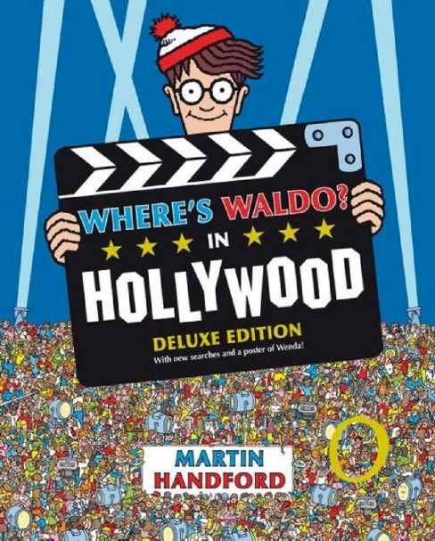 Where's Waldo? in Hollywood (School And Library) (Martin Handford) - image 1 of 2