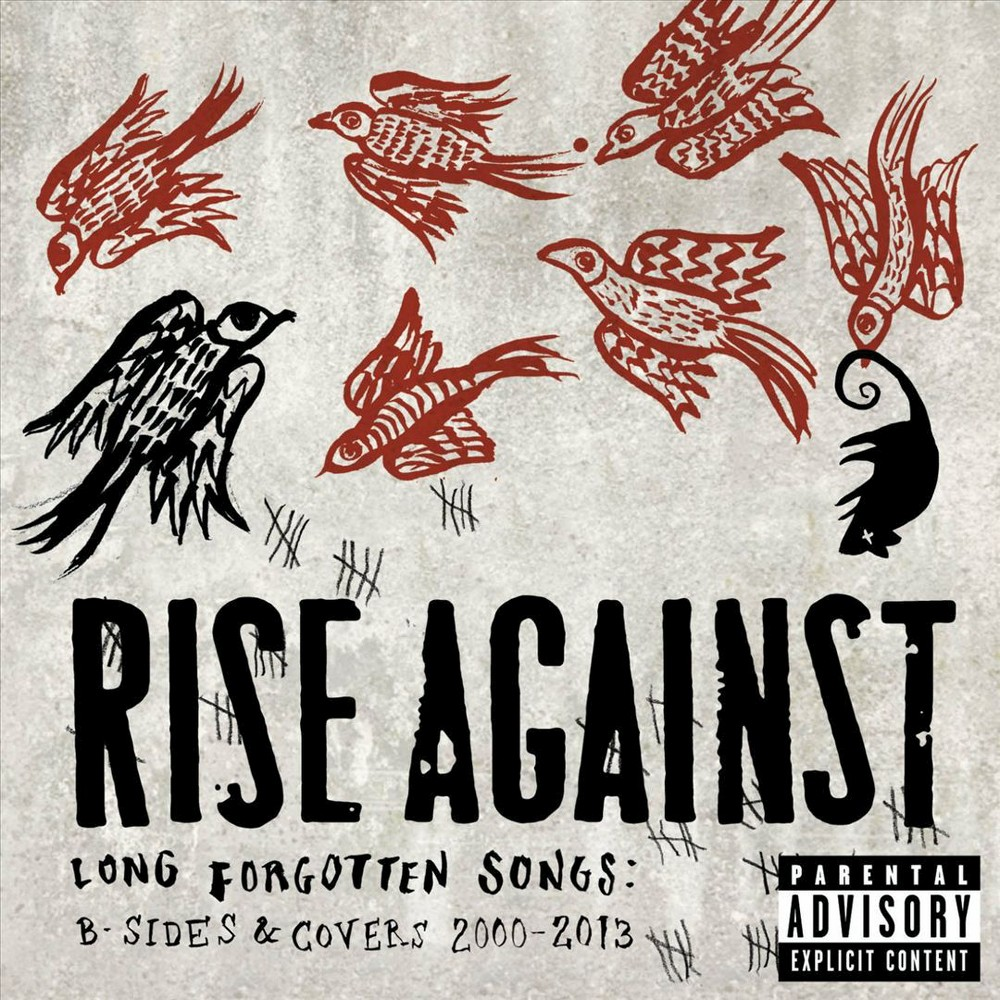 Rise Against - Long Forgotten Songs:B Sides & Covers (CD)