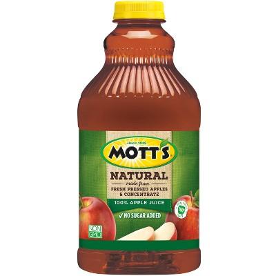 Fruit Juice: Mott's Natural