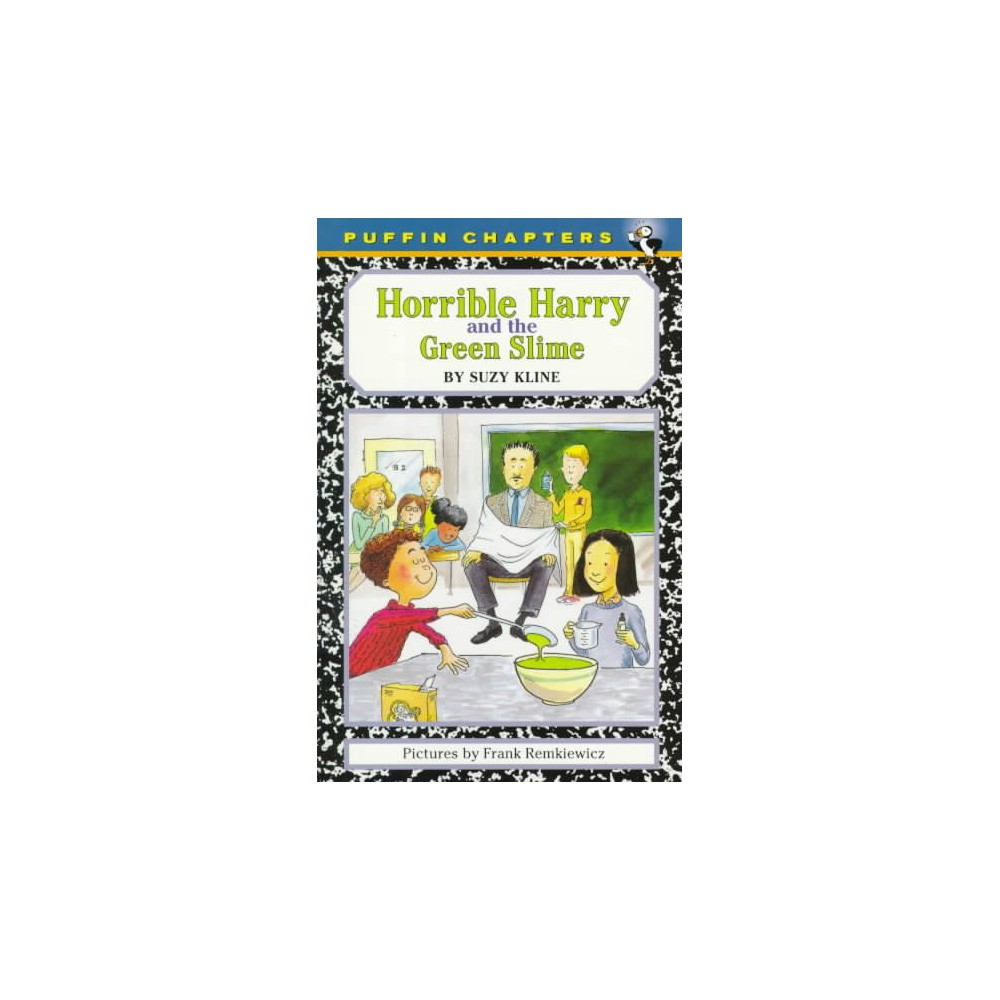 Horrible Harry and the Green Slime ( Horrible Harry) (Reprint) (Paperback)