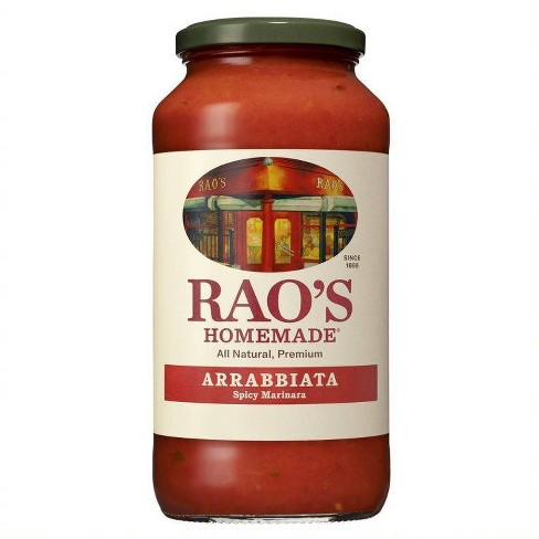 Rao's Homemade Hot Arrabbiata Fra Diavolo Sauce 24oz - image 1 of 4