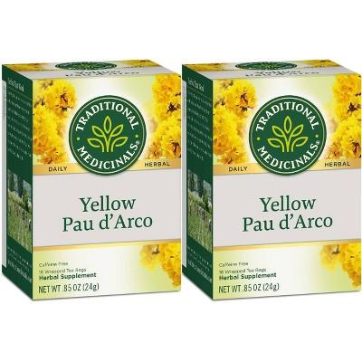 Traditional Medicinals Pau D'Arco Organic Tea - 32ct