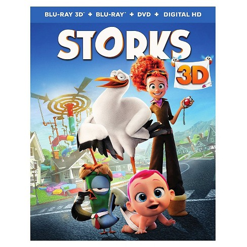 Storks Blu-ray - image 1 of 1