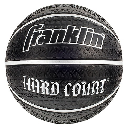 "Franklin Sports Official Size Hard Court 29.5"" Basketball - Black - image 1 of 2"