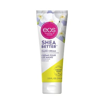 eos Shea Better Hand Cream - Vanilla Cashmere - 2.5oz