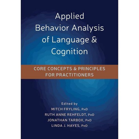 Applied Behavior Analysis of Language and Cognition - (Paperback) - image 1 of 1