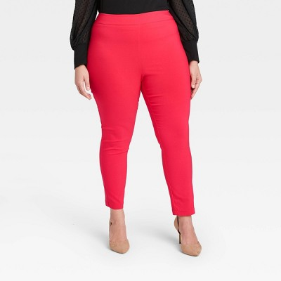 Women's High-Rise Cropped Pants - Who What Wear™