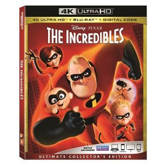 The Incredibles (4K/UHD)