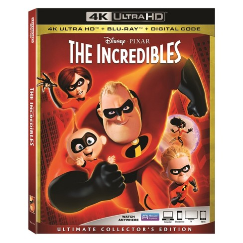 The Incredibles (4K/UHD) - image 1 of 1
