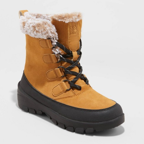 Women's Cathleen Waterproof Winter Boots - All in Motion™ - image 1 of 3