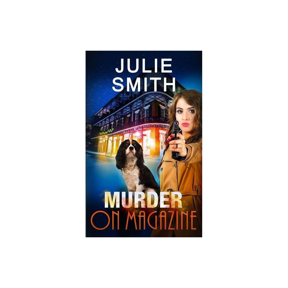 Murder On Magazine Skip Langdon Mystery By Julie Smith Paperback