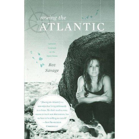 Rowing the Atlantic - by  Roz Savage (Paperback) - image 1 of 1