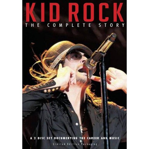 Kid Rock: The Complete Story (DVD) - image 1 of 1