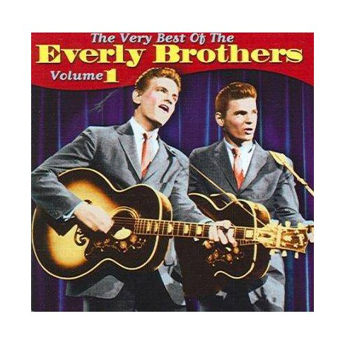 Everly Brothers - Everly Brothers: The Very Best of Vol 1 (CD) - image 1 of 1