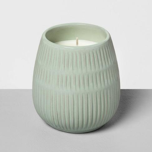 Ceramic Candle Sea Salt & Lavender - Hearth & Hand™ with Magnolia - image 1 of 2