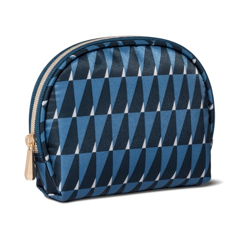 Sonia Kashuk™ Cosmetic Bag Round Top Modern Geo - image 1 of 2