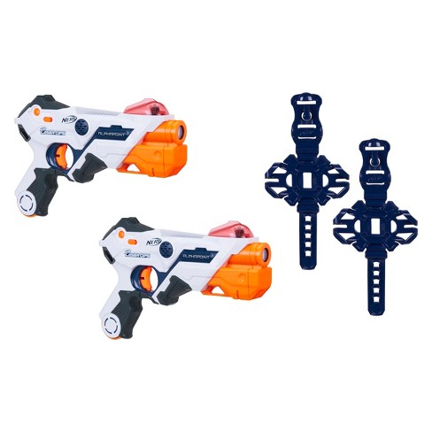 NERF Laser Ops Pro AlphaPoint Blaster 2pk - image 1 of 2