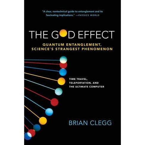 The God Effect - by  Brian Clegg (Paperback) - image 1 of 1