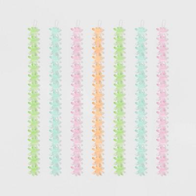7ct Floral Print Crepe Die Backdrop - Spritz™