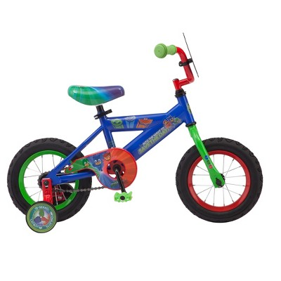 "PJ Masks 12"" Kids' Bike - Blue"