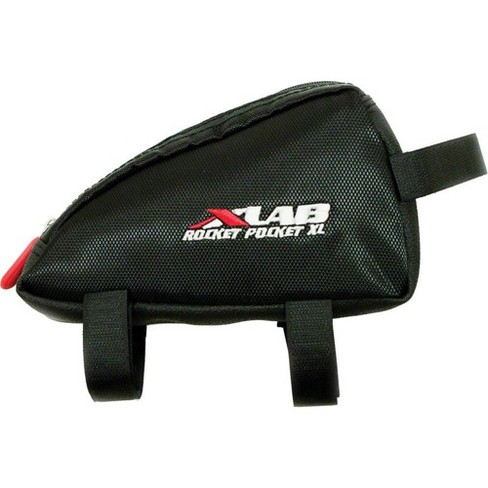 X-Lab Rocket Pocket XL Top Tube/ Stem Bag Black - image 1 of 1