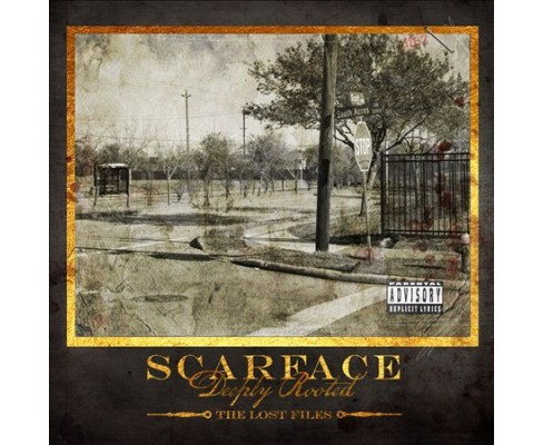 Scarface - Deeply Rooted:Lost Files (CD) - image 1 of 1