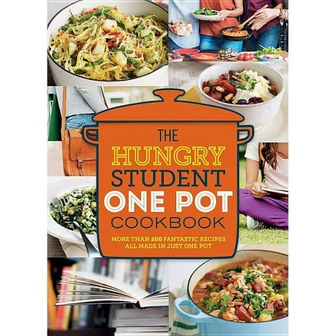 The Hungry Student One Pot Cookbook - by  Spruce (Paperback) - image 1 of 1
