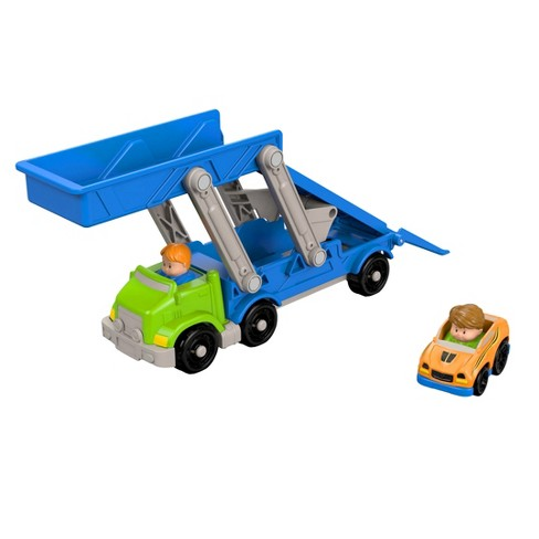 Fisher-Price Little People Ramp 'n Go Carrier - image 1 of 9