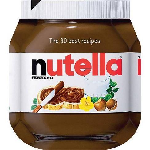 Nutella - by  Johana Amsilli (Hardcover) - image 1 of 1