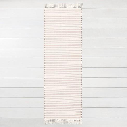 Stripe Fringe Area Rug - Hearth & Hand™ with Magnolia - image 1 of 4